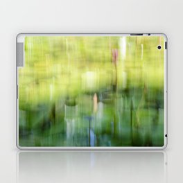 Tropical Impressionism - Lily Pond Laptop & iPad Skin