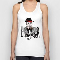 gangster Tank Tops featuring Gangster by Logan_J