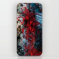 heart ache iPhone & iPod Skin
