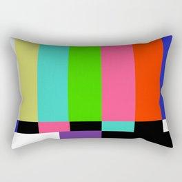 Closedown Test  Rectangular Pillow