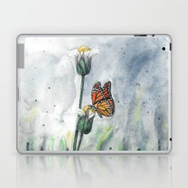 Monarch Butterfly Laptop & iPad Skin