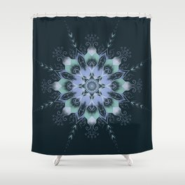 """""""Dream"""" mandala Shower Curtain"""