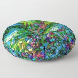 Color My World Floor Pillow