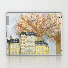 Where Do You Live Laptop & iPad Skin