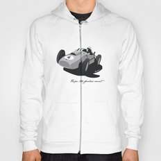 Fearless Count Black & White Hoody