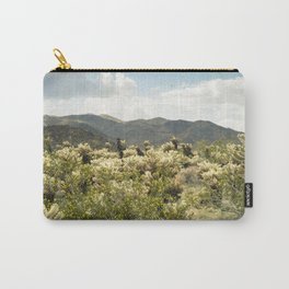 Super Bloom Cactus 7377 Carry-All Pouch