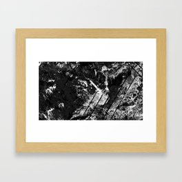 Deasil - Existence and Extinction 2/3 Framed Art Print