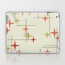 Mid Century Modern Stars Laptop & iPad Skin