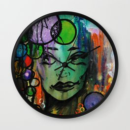 Delirium Wall Clock