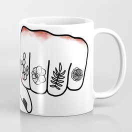 What Happens in the Garden? Coffee Mug