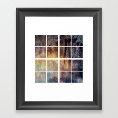 It must be Space Framed Art Print