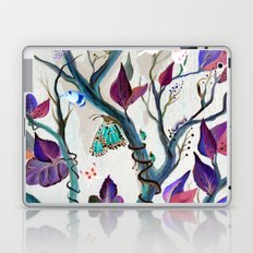 Surreal waves of nature Laptop & iPad Skin