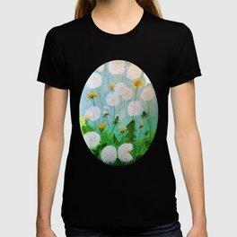 Dandelion Field T-shirt