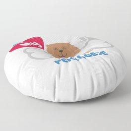 PEKINGESE Cute Dog Gift Idea Funny Dogs Floor Pillow