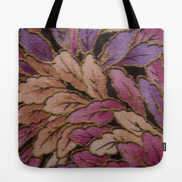 Coloured Leaves Tote Bag