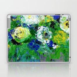 Abstract Floral - Botanical Laptop & iPad Skin
