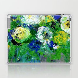 Abstract Floral - Botanical Laptop & iPad Skin