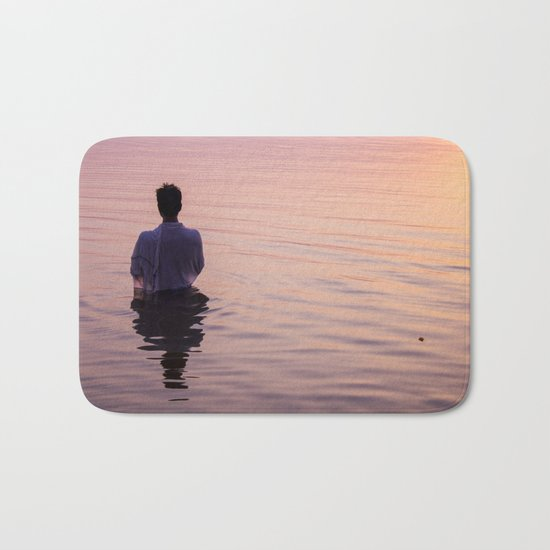 Meditation Time Bath Mat