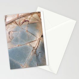 Marble Natural Texture Stationery Cards