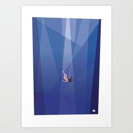 La Cura Art Print