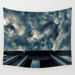 OMINOUS SKY Wall Tapestry