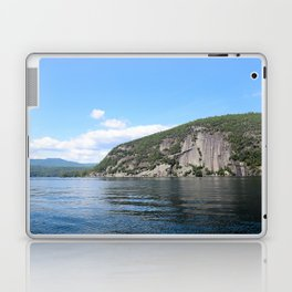 Roger's Rock on Lake George in the Adirondacks Laptop & iPad Skin