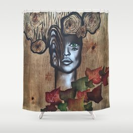 Earthling Shower Curtain