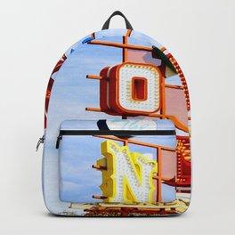 Neon Boneyard Backpack