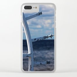 Tight Traditions Clear iPhone Case