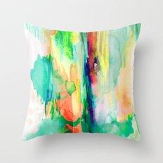 Cameron Highlands Throw Pillow