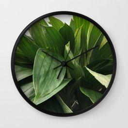 CONSERVATORY V Wall Clock
