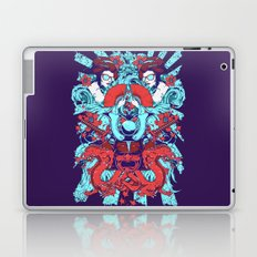 Rising sun Laptop & iPad Skin