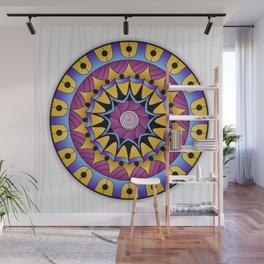 Mandala Fertility Wall Mural