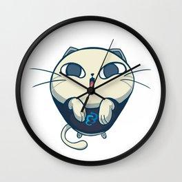 Cute Nurro Leap Wall Clock