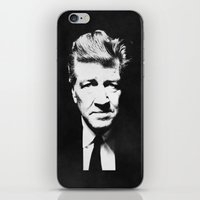 lynch iPhone & iPod Skins featuring Lynch by Ionic Slasher