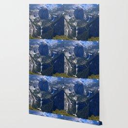 Vernal Falls And Nevada Falls Wallpaper