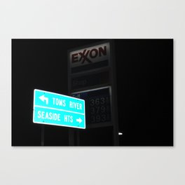 I'll Be Back Soon, 2011 Canvas Print
