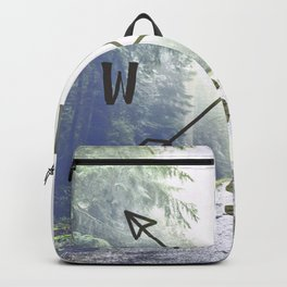 Forest Compass Backpack