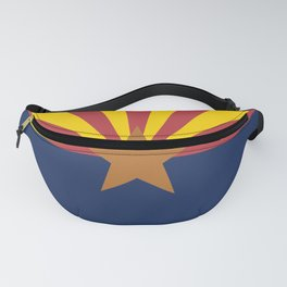 Flag of Arizona Fanny Pack