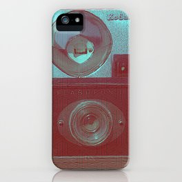 HYPNO iPhone Case