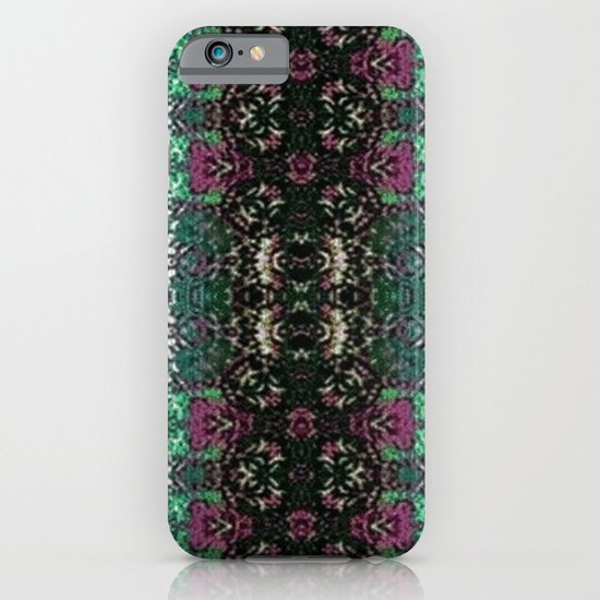 Snowy Rose Brier  iPhone & iPod Case