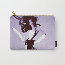 Glamourous Carry-All Pouch