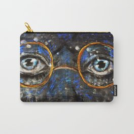 Gatsby Eyes Carry-All Pouch