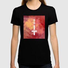 8 bit video game hell - Darth Heather official T-shirt