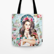 Virgin Lana  Tote Bag