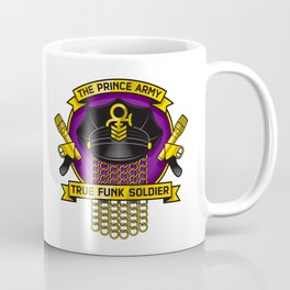 TPA Crest - True Funk Soldier (Reverend design #1) Coffee Mug