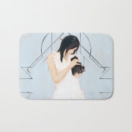 Rollei girl Bath Mat