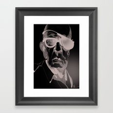 BnW26 Framed Art Print