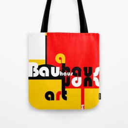 Bauhaus Lamp Tote Bag