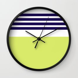 Cover 25 Wall Clock